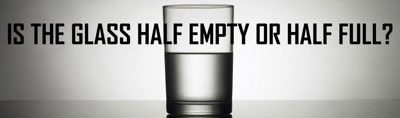 is your glass half full or Your glass may be half empty or half full: but you must keep track of whether the contents are triggering an expansion to the brim of the glass to know more, contact us at – info@myanmolcom / 080-40463150  jinal solanki.