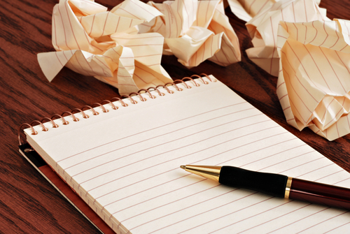 why writing things down does not help to achieve success